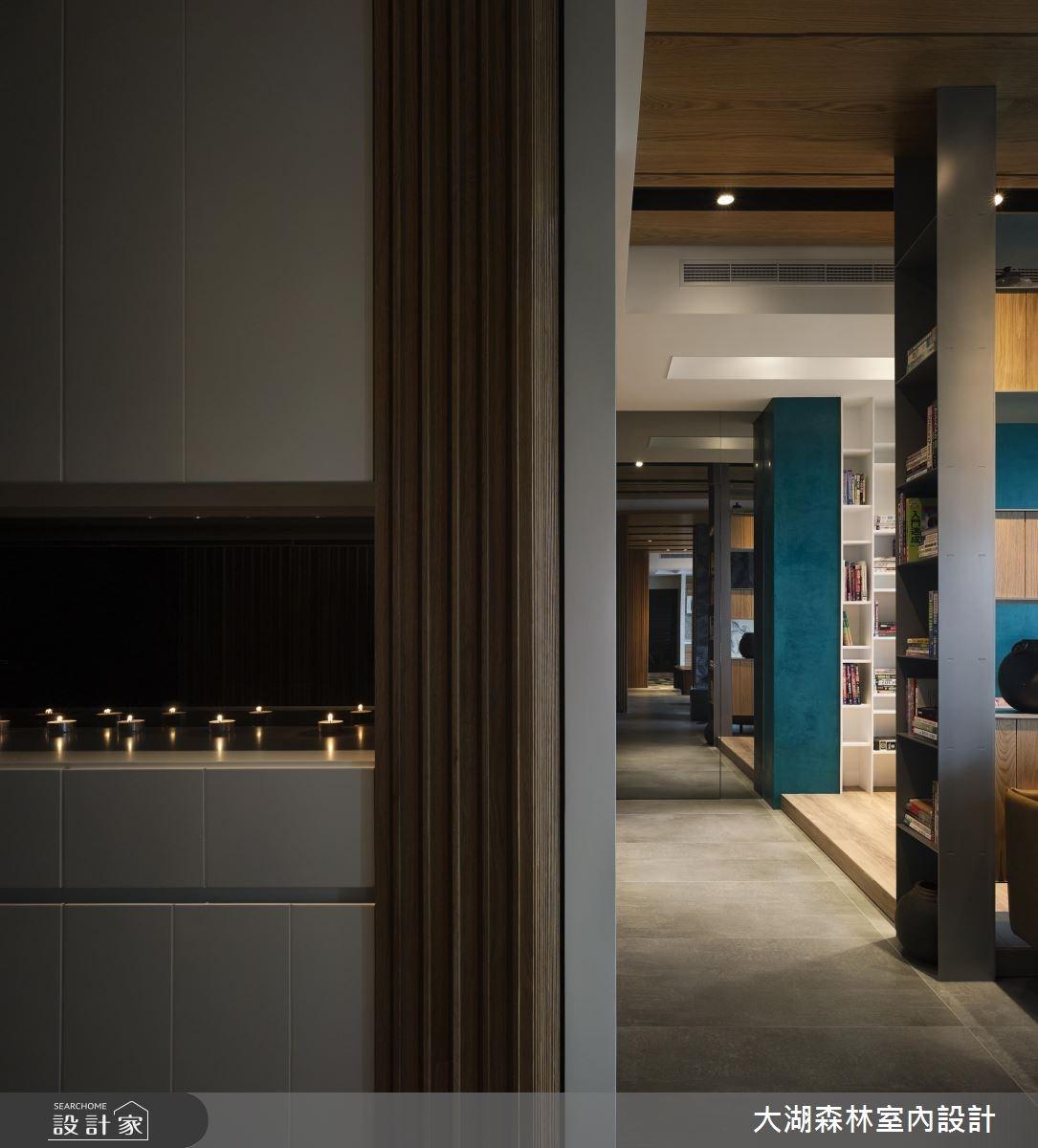 新成屋(5年以下)_現代風走廊案例圖片_大湖森林室內設計_大湖森林_24之2