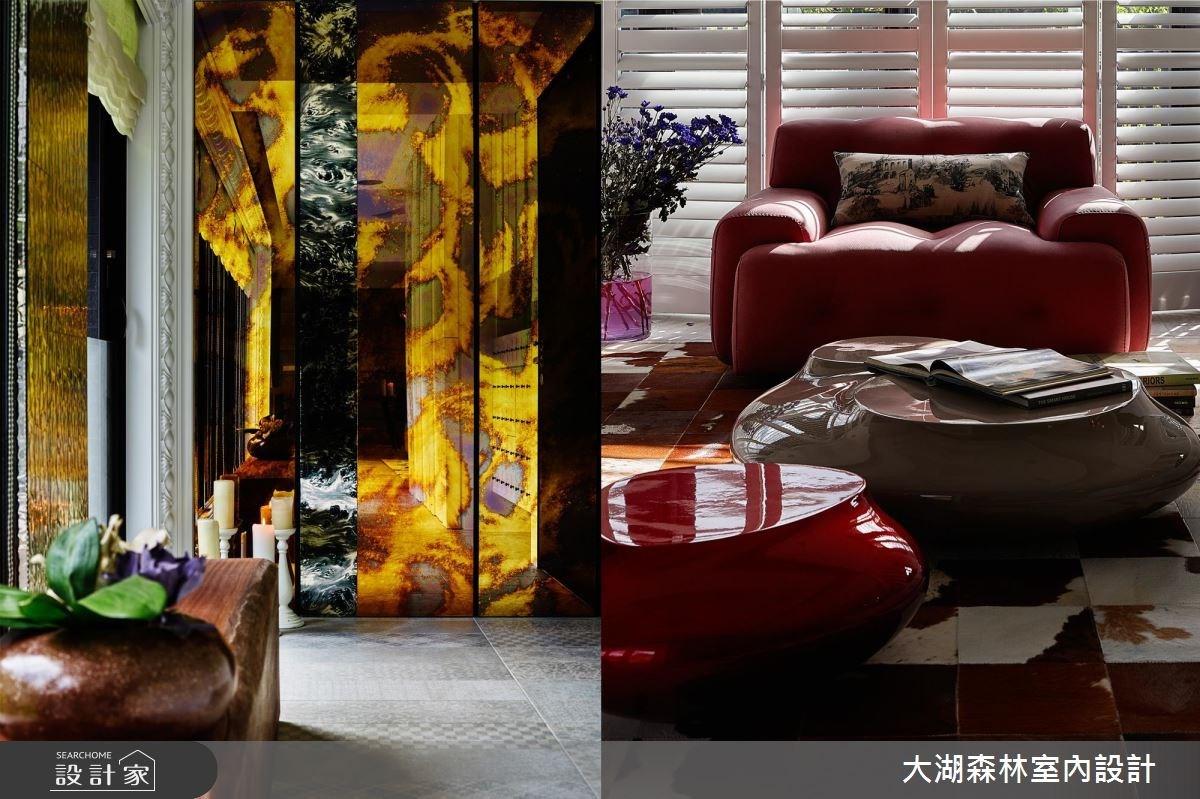 50坪新成屋(5年以下)_混搭風案例圖片_大湖森林室內設計_大湖森林_28之85