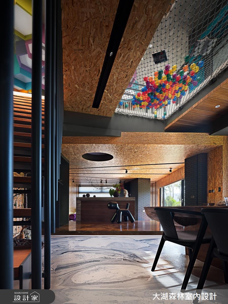 94坪老屋(16~30年)_簡約風案例圖片_大湖森林室內設計_大湖森林_30之3