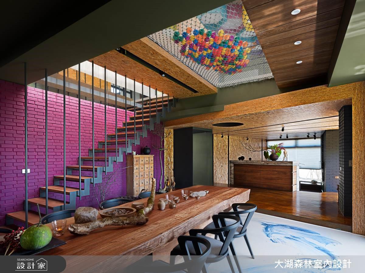 94坪老屋(16~30年)_簡約風案例圖片_大湖森林室內設計_大湖森林_30之2