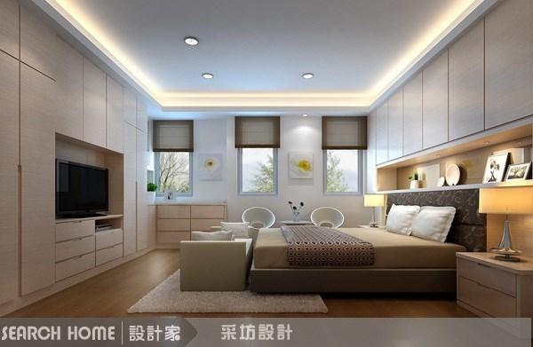 90坪新成屋(5年以下)_現代風案例圖片_采坊室內設計_采坊_08之1