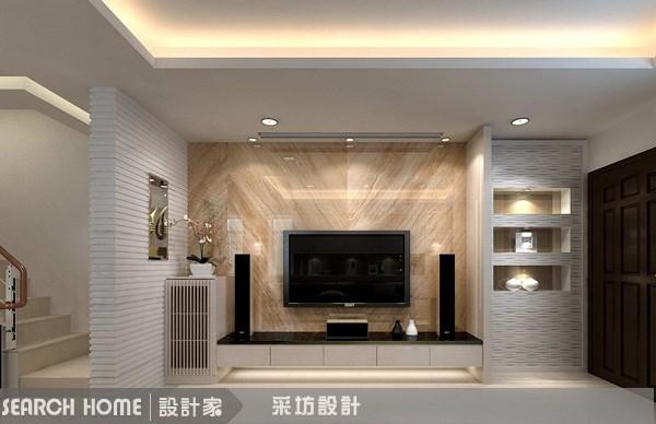 90坪新成屋(5年以下)_現代風案例圖片_采坊室內設計_采坊_08之5