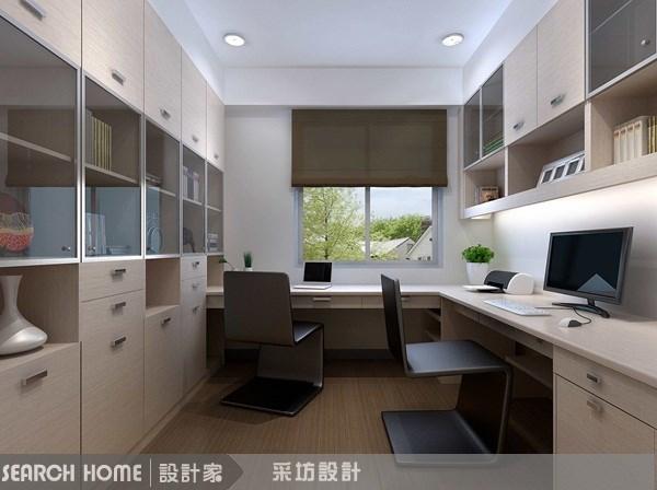 90坪新成屋(5年以下)_現代風案例圖片_采坊室內設計_采坊_08之9