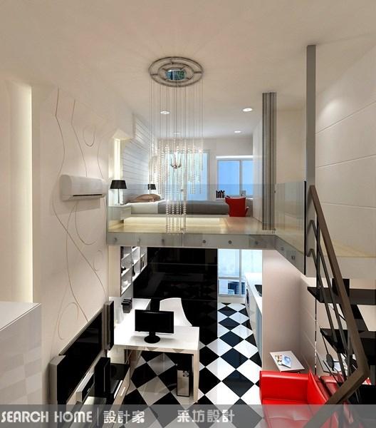 8坪新成屋(5年以下)_現代風案例圖片_采坊室內設計_采坊_09之3
