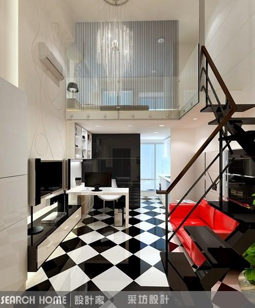 8坪新成屋(5年以下)_現代風案例圖片_采坊室內設計_采坊_09之2