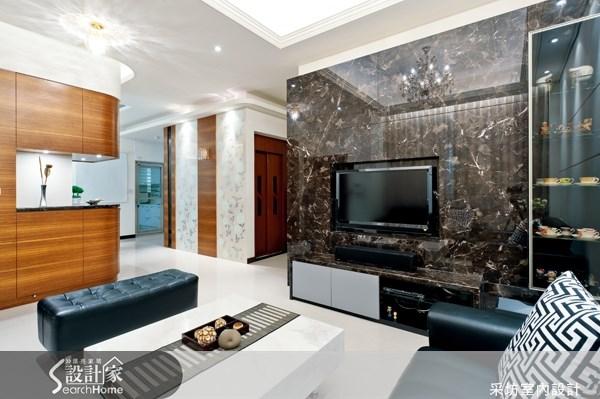 70坪新成屋(5年以下)_現代風案例圖片_采坊室內設計_采坊_11之4