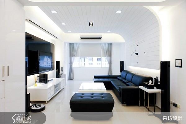 45坪中古屋(5~15年)_現代風案例圖片_采坊室內設計_采坊_12之1