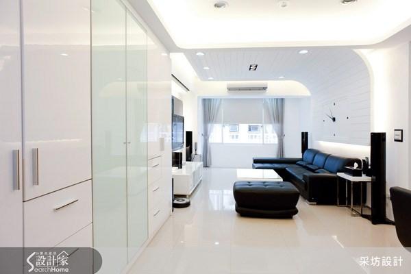 45坪中古屋(5~15年)_現代風案例圖片_采坊室內設計_采坊_12之4