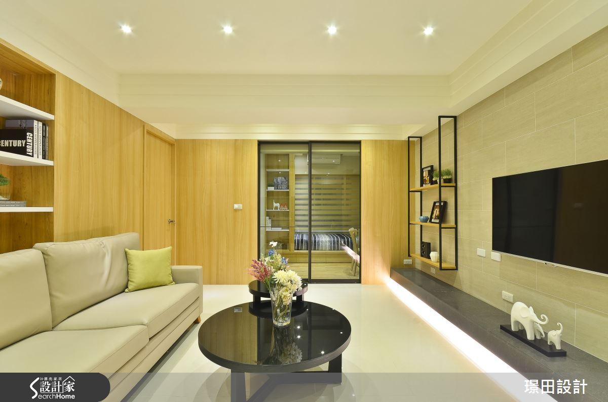 15 坪原色北歐宅 瀰漫滿室的木質馨香