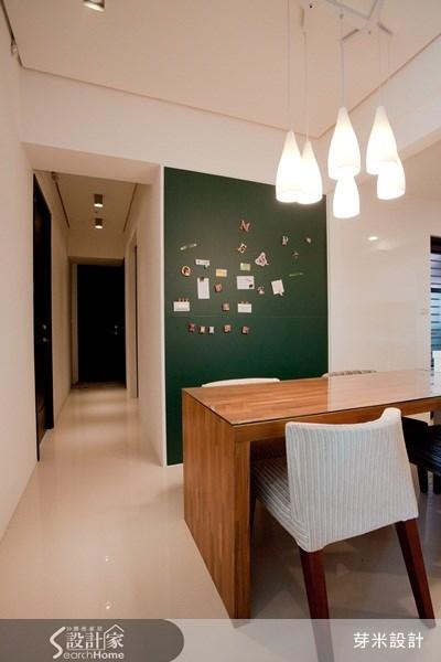 45坪新成屋(5年以下)_混搭風案例圖片_芽米空間設計_芽米_30之4