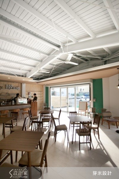 25坪新成屋(5年以下)_鄉村風案例圖片_芽米空間設計_芽米_40之11