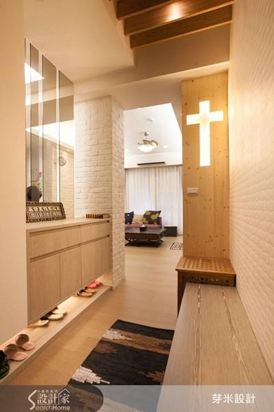 30坪預售屋_美式風案例圖片_芽米空間設計_芽米_48之1