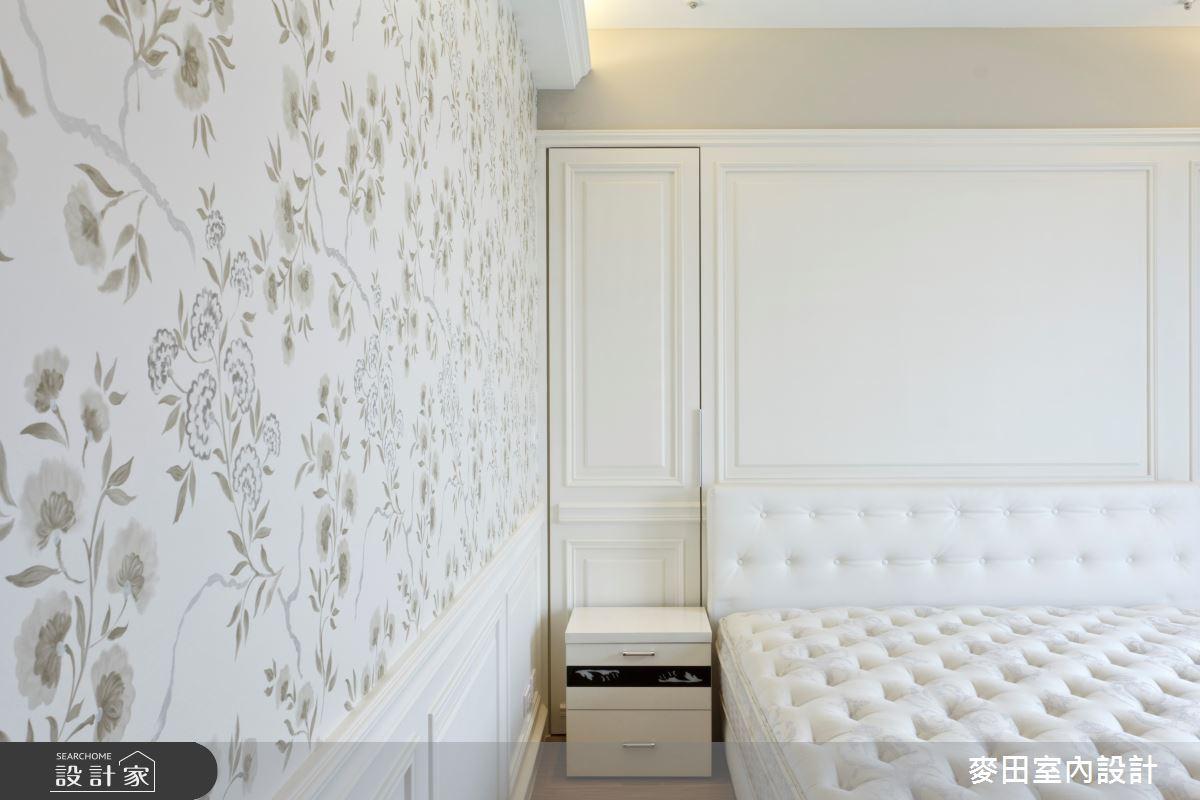32坪新成屋(5年以下)_新古典臥室案例圖片_麥田室內設計有限公司_麥田_03之10