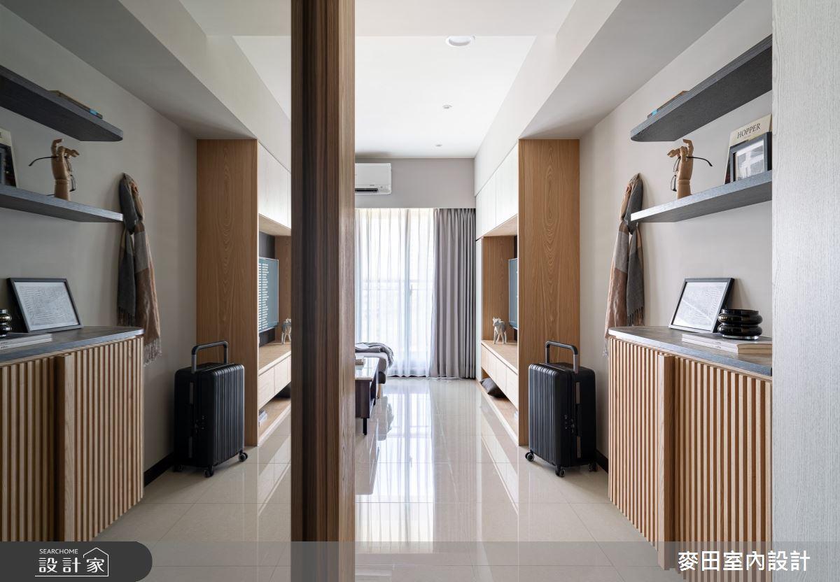 22坪新成屋(5年以下)_混搭風案例圖片_麥田室內設計有限公司_麥田_25之2