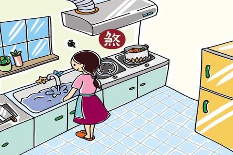創造安心安全的餐廚空間