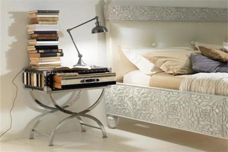 【NO.9】床邊親密拍檔 ─妙不可言的30組改造邊桌