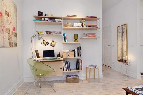 讓工作變成一種享受,30款斯堪那維亞工作室
