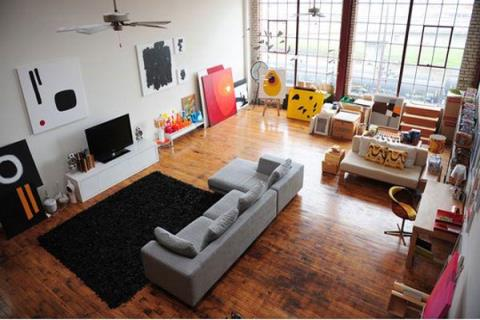 26款舒適客廳設計