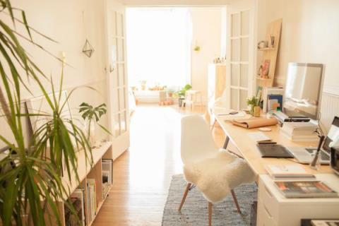 30款創意工作室設計:讓工作也是一種享受!