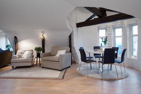 斯堪那維亞公寓的超精緻質感宅