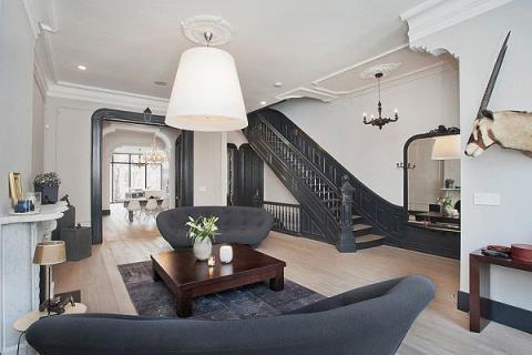 新舊建築物的美麗故事,令人驚豔的紐澤西古典宅