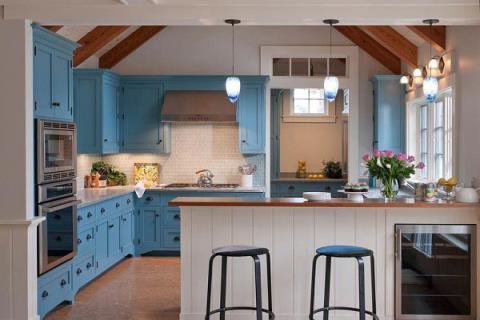 2014年你一定要看的13個廚房裝修趨勢