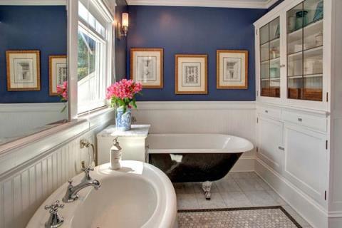 超簡單! 10個浴室輕裝修的好方法