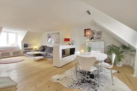 超夯的北歐公寓設計! 明亮清爽的舒適大3房