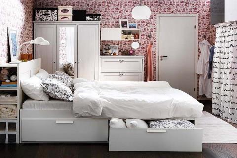 12 個打造完美臥房空間的不思議收納術!
