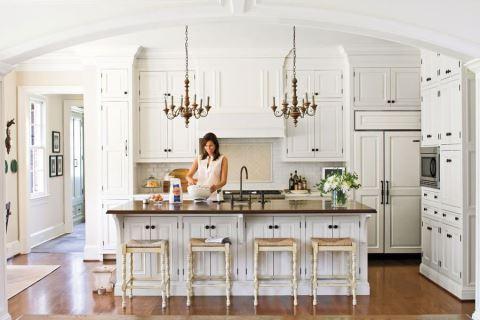繽紛廚房系列: 53 款超正點白色廚房