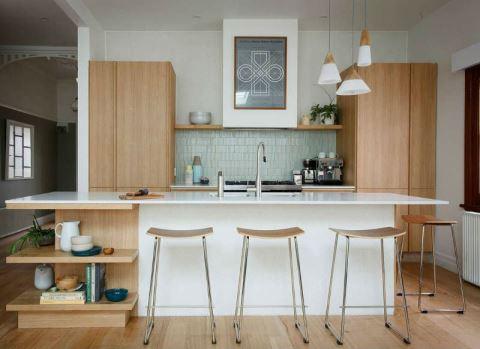 想偷學的現代風小廚房設計