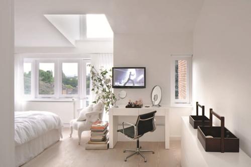 將英國老建築從三層變身六層多元機能空間。Thomas Griem