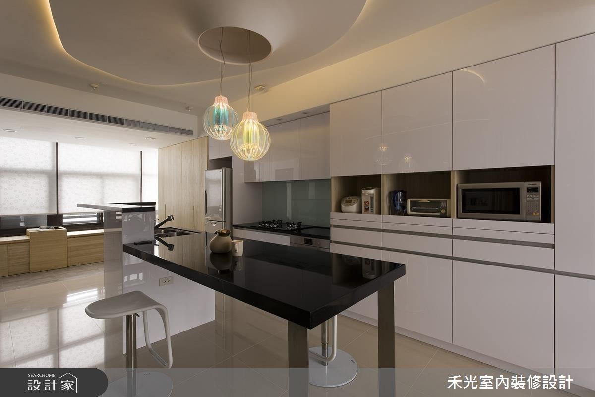20坪打造時尚簡約的單身住宅!