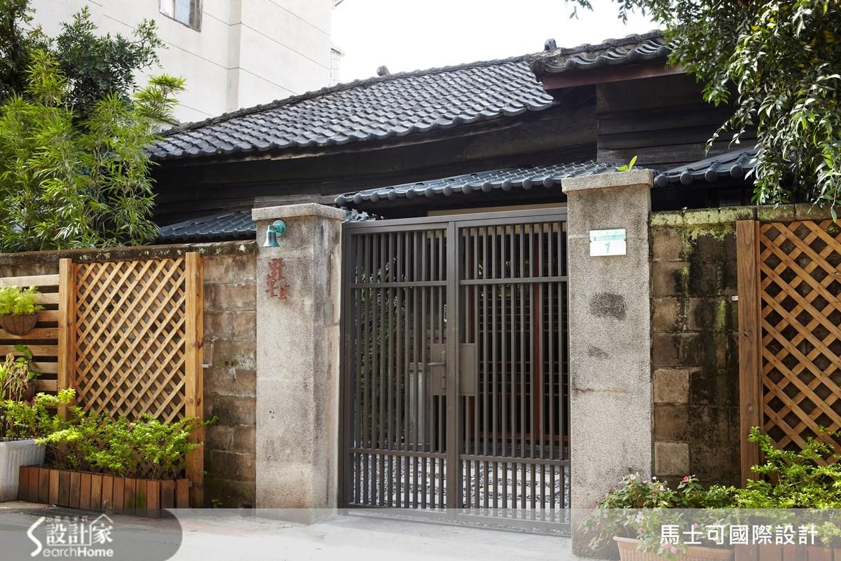以詩入景,打造禪意濃厚的日式老屋用餐空間