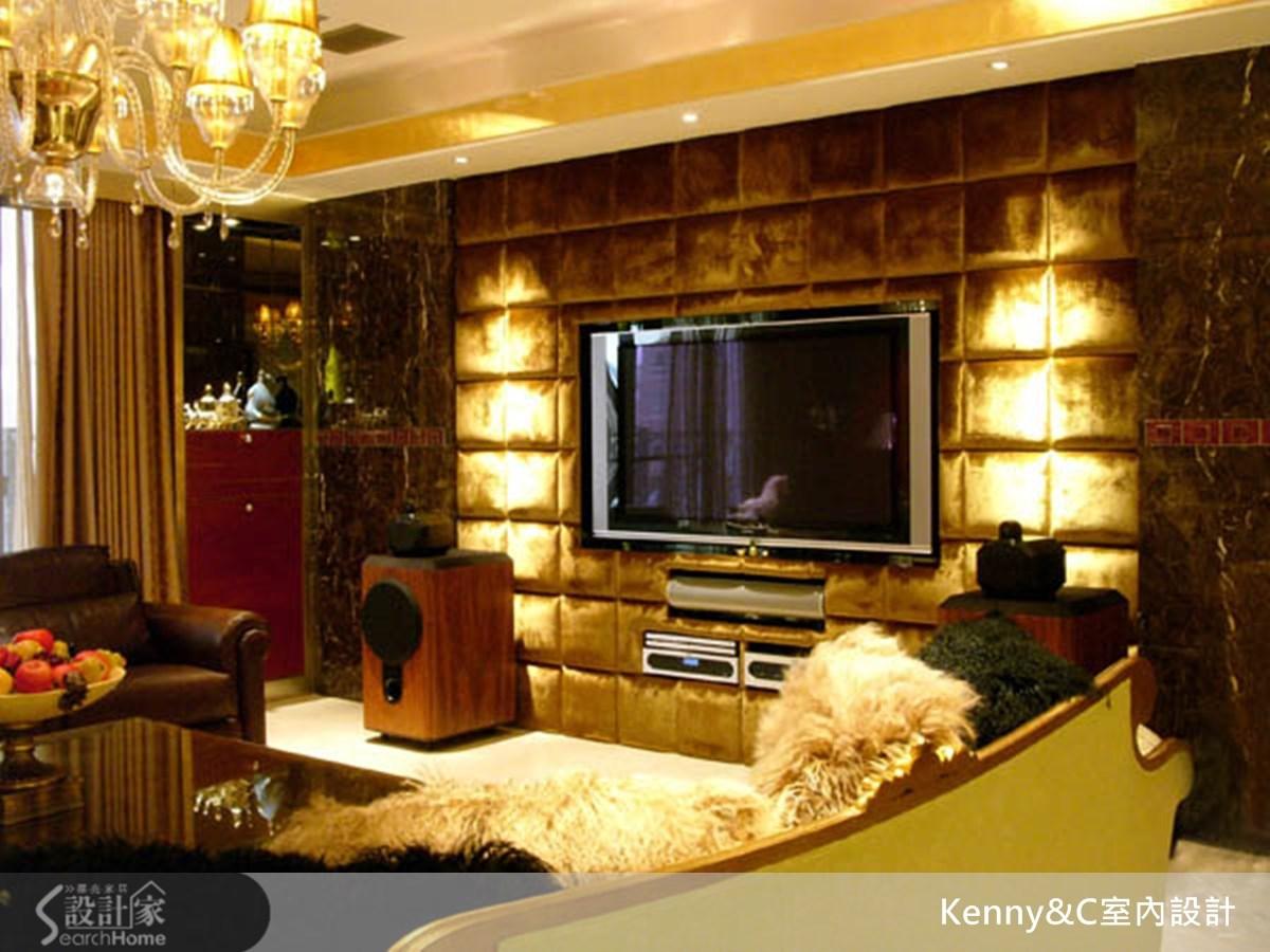 富麗堂皇的極致美學 70 坪時尚奢華傳世豪宅