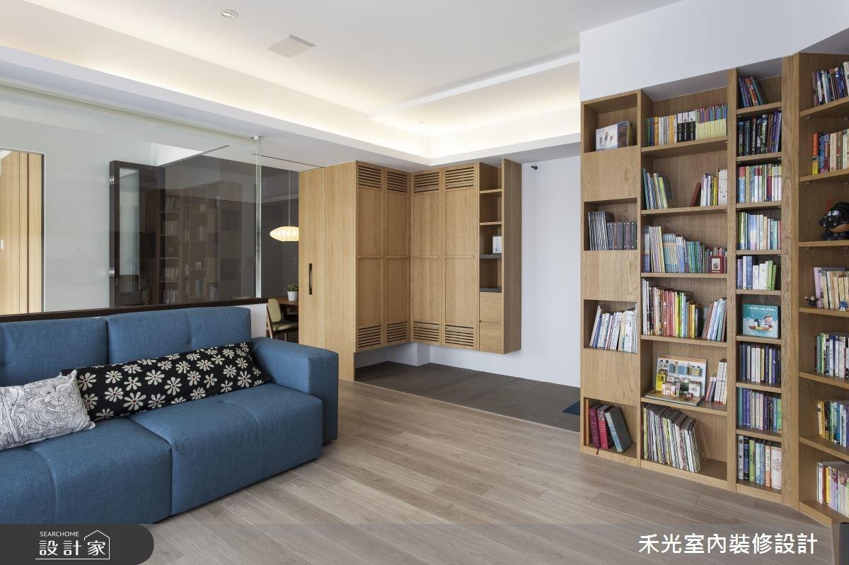 29坪打造3房2廳增進情感的新婚房