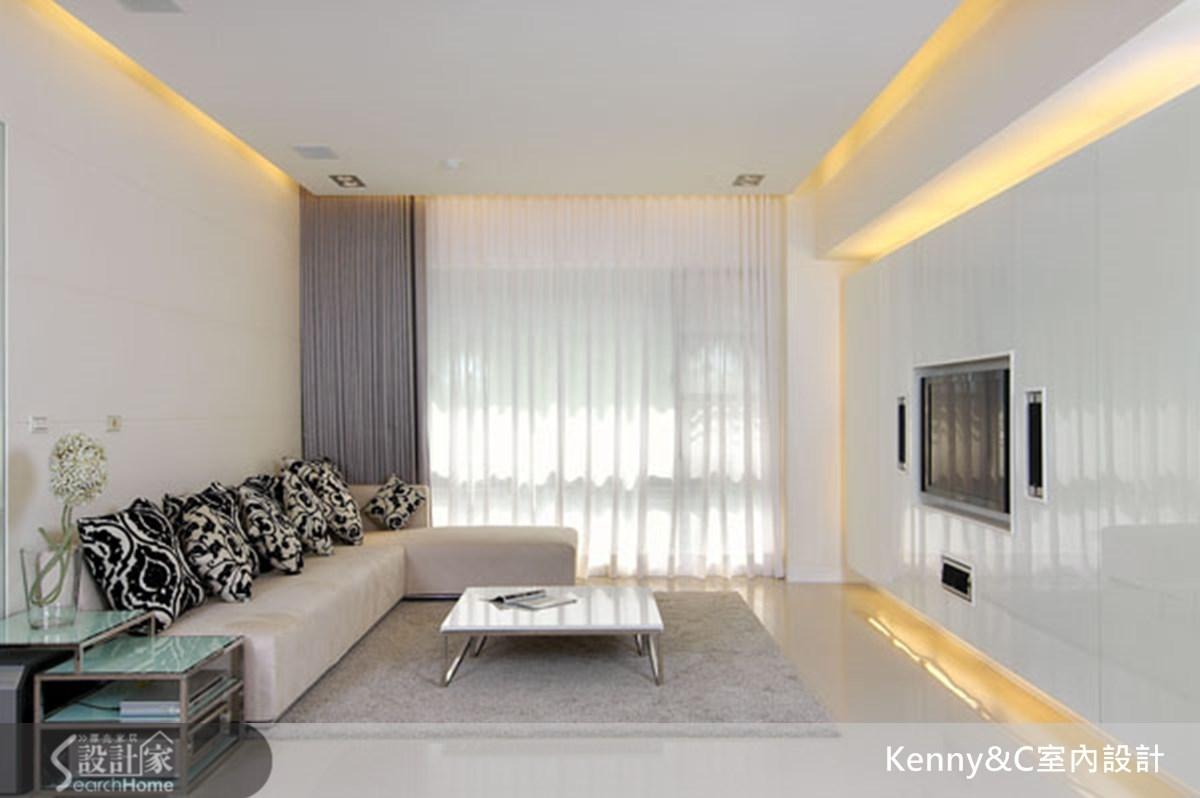 白色浪潮 純淨優雅的居家時尚聚光燈!
