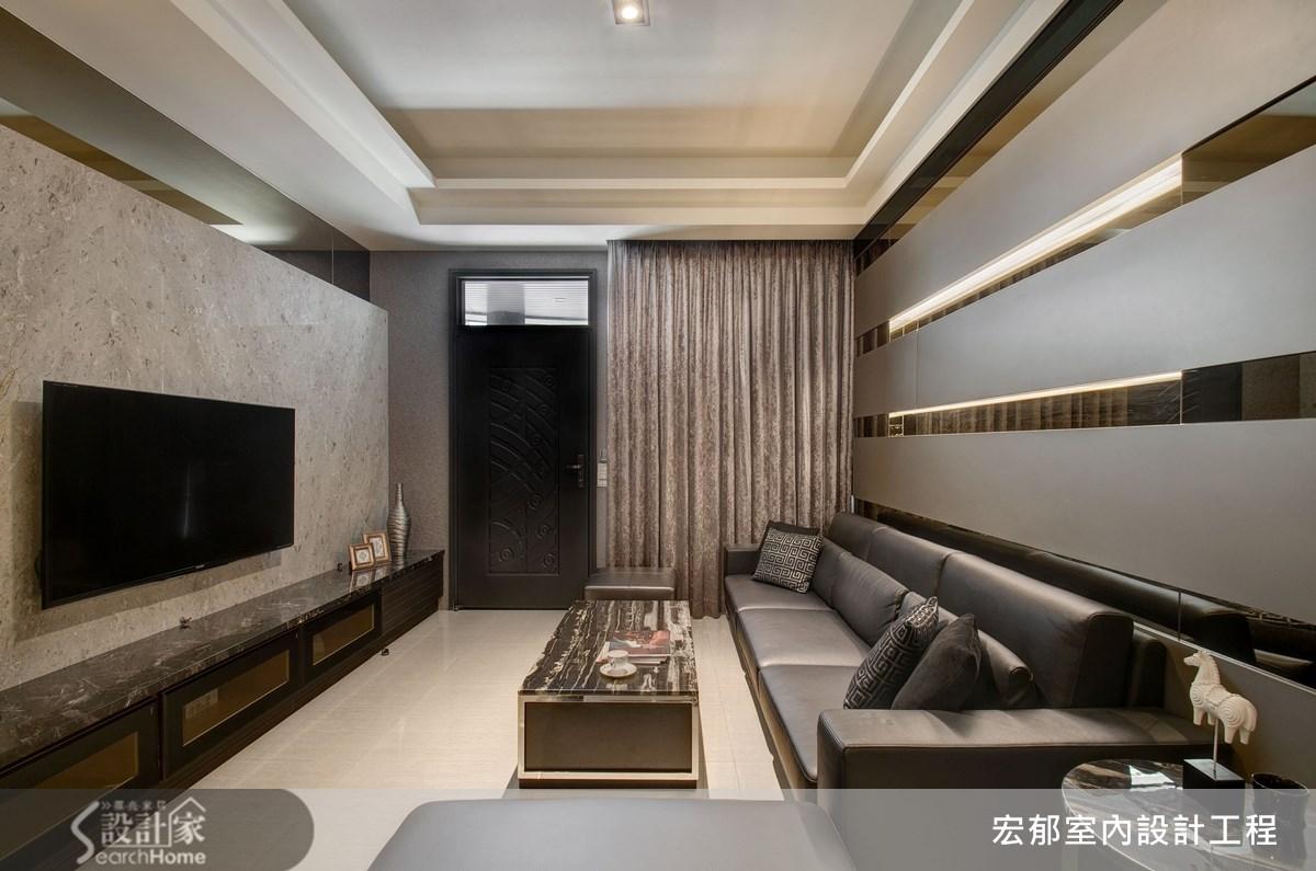 老屋改造變身現代風別墅  享受 100 坪的奢華夢想