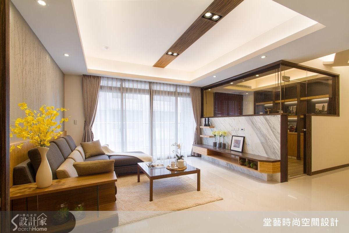 全家人都舒適的日式禪風靜謐空間