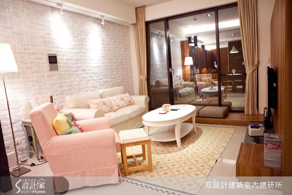 溫馨好感生活家 22坪打造3房2廳2衛浴