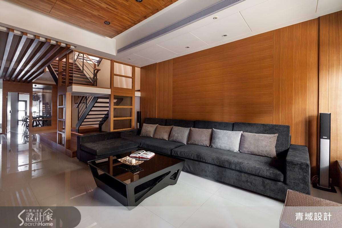 擁抱陽光的現代風時尚宅,讓你的日子更樂活!