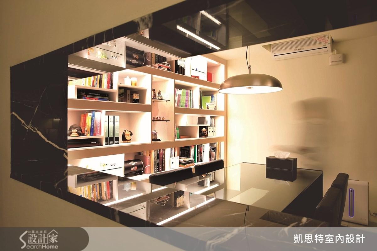 將品味質感帶入屋宅設計,讓家也能簡約又俐落