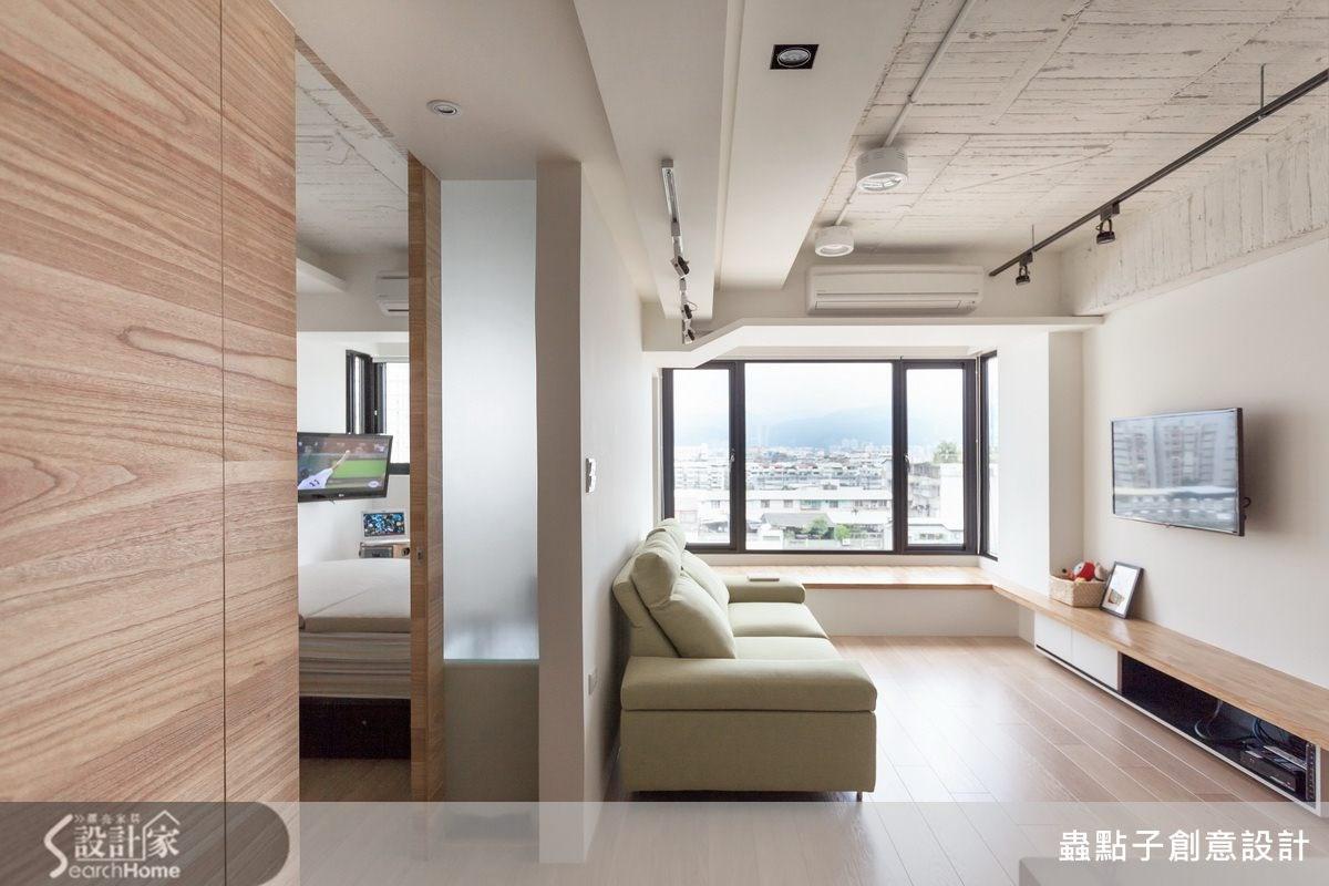 單身質男居家改造計畫 老屋變 Loft 風個性宅
