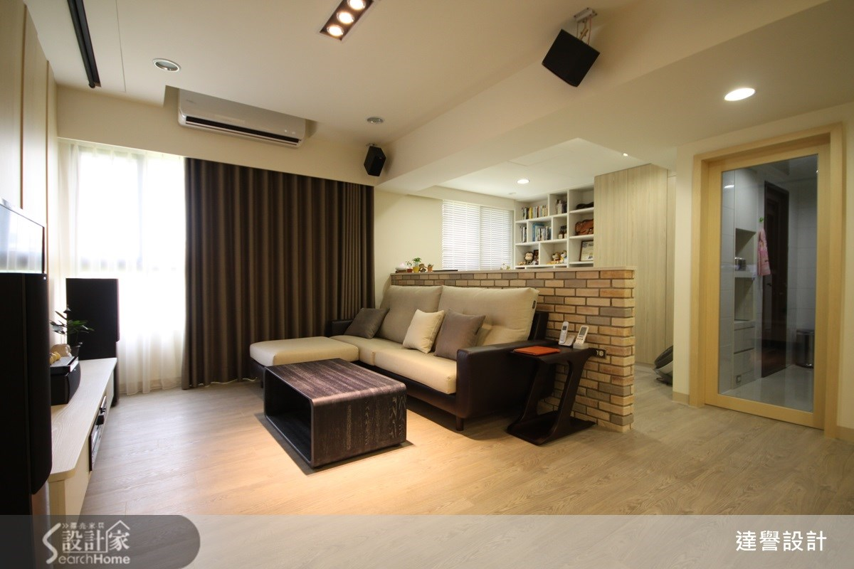 把氧氣帶進家,讓家也能結合興趣的北歐風質感美宅