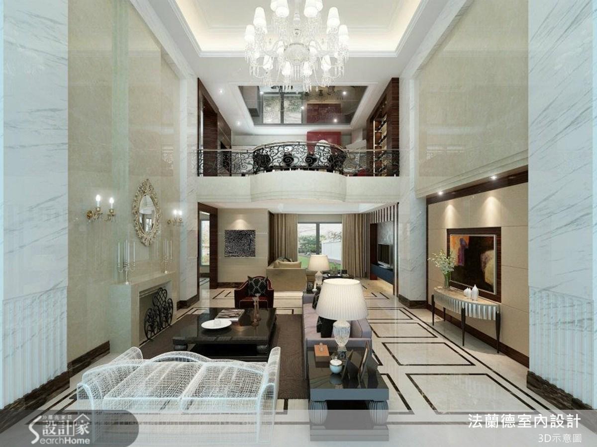 你怎能不心動?在 110 坪新古典豪宅品味書香美酒