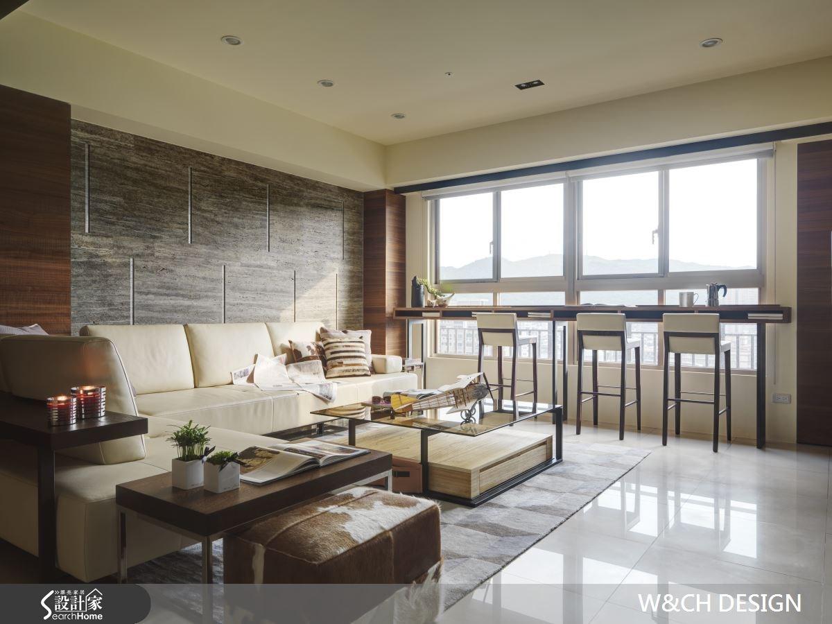 舒適慵懶的夢想生活提案!打造完美休閒風的質感美宅