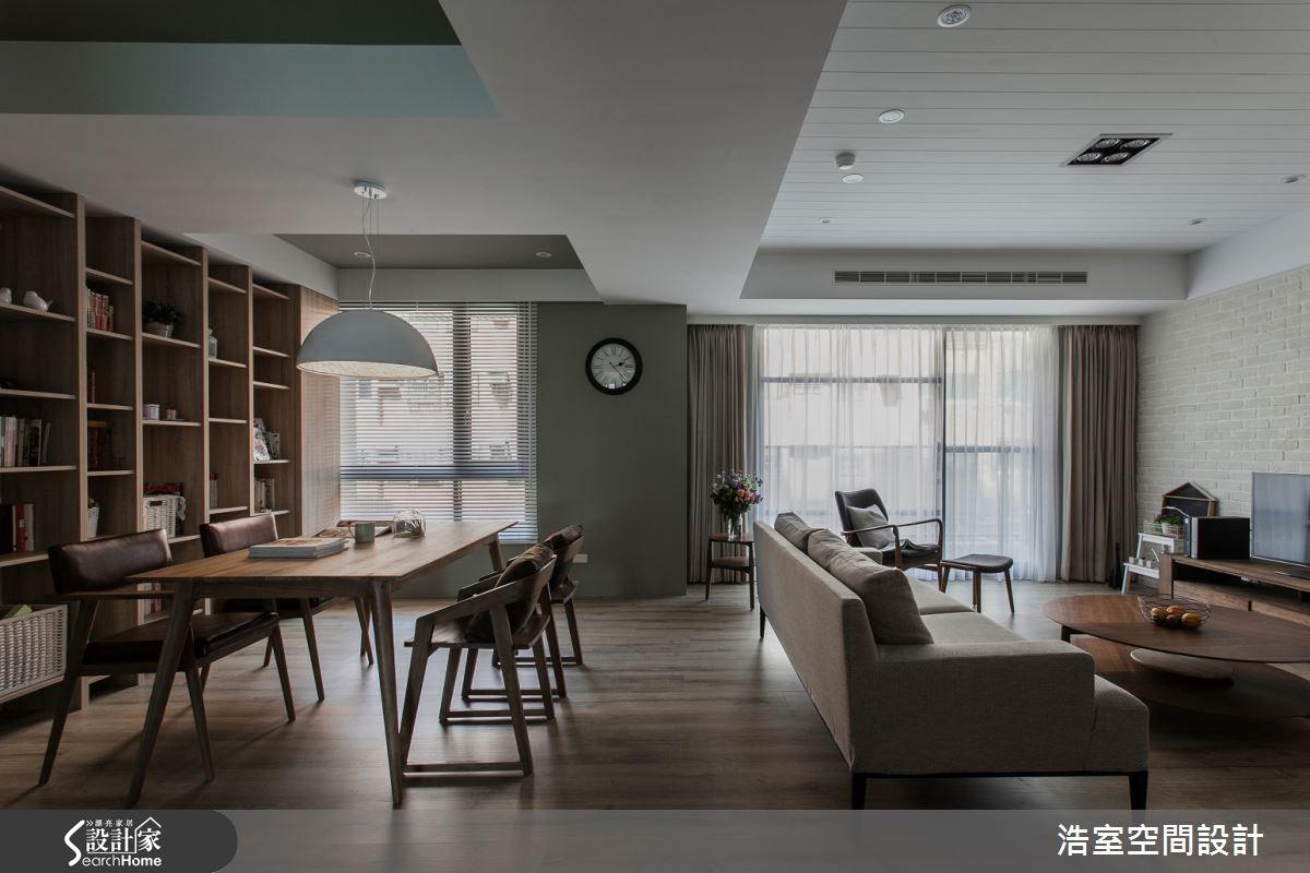 小家庭的簡單幸福,就用 25 坪居家完美實現!