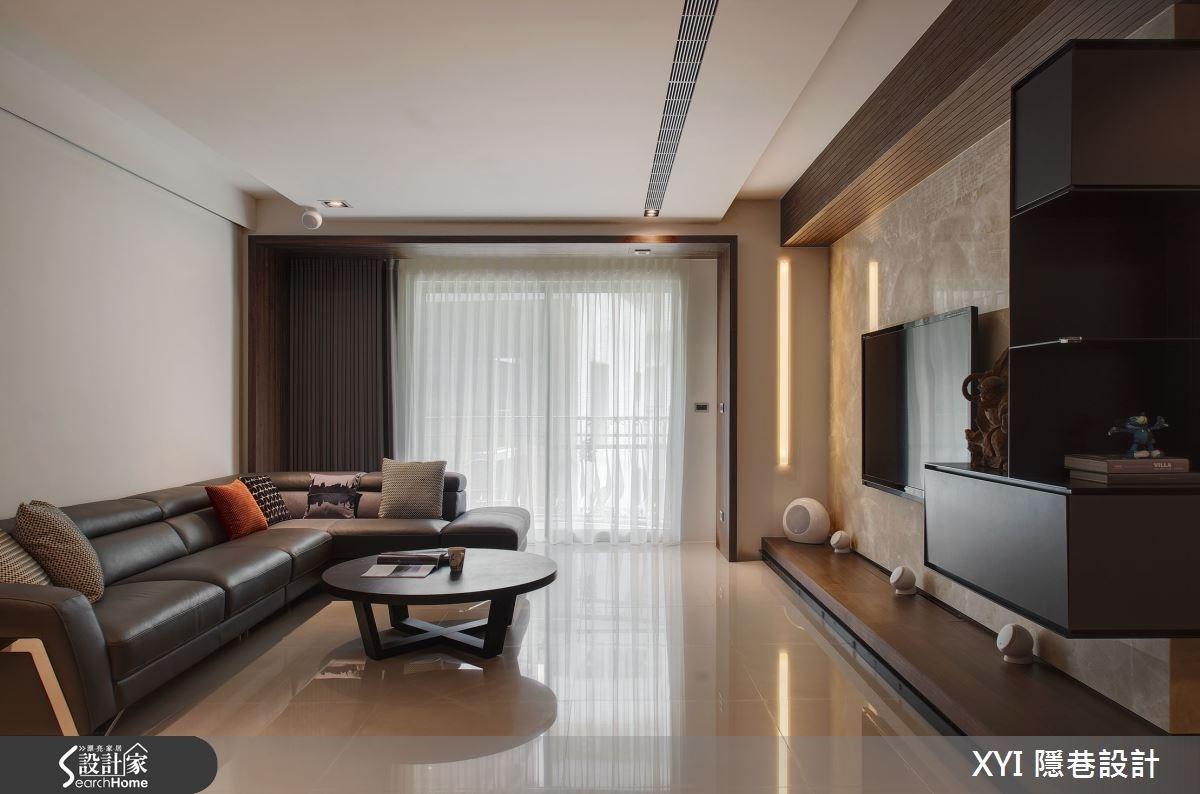 混搭家的時尚感!45坪3房2廳都精彩
