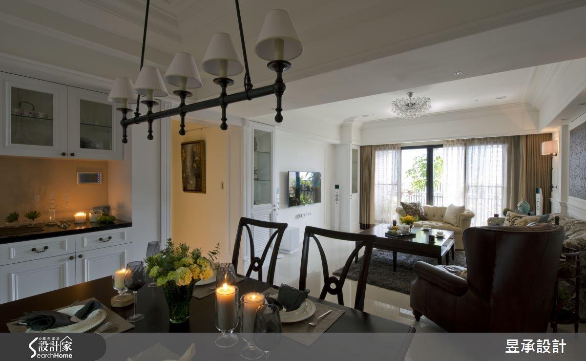 雙子男的初裝修體驗  就在 60 坪好自由美式風居宅