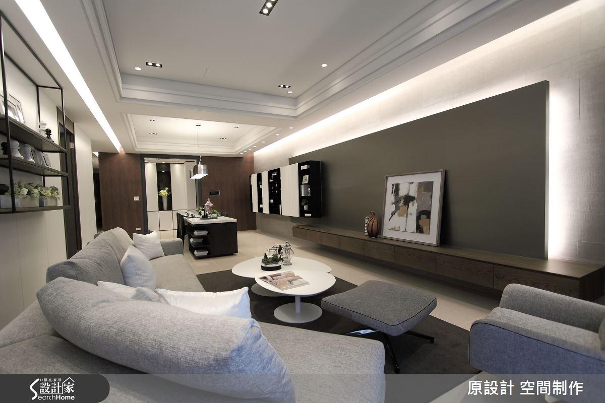 完美夫妻 60 坪現代大宅 居家+外表門面一次滿足